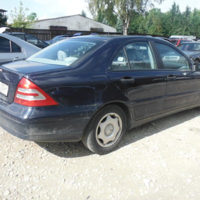 MB 203 C180 2001a 002