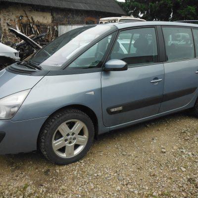Renault Espace 2003a 2,2TD 110kw 006