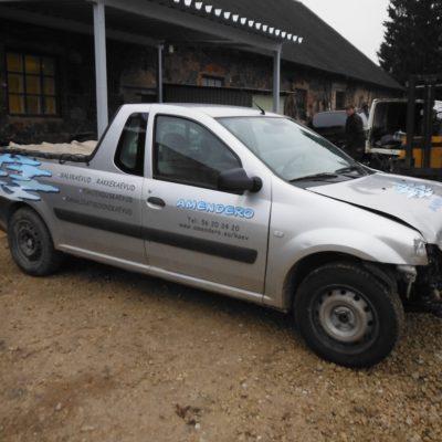 Dacia, Peugeot 607 006
