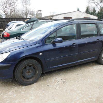 Peugeot 307 2003a 1,6 80kw 003