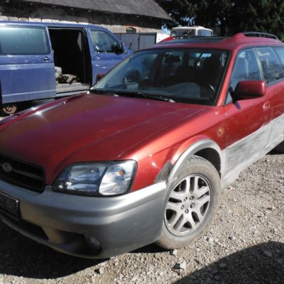 S LEGACY Outback 2000a 2,5 115kw 001
